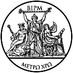 Logo der Meterkonvention