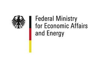 Corporate logo of the Federal Ministry for Economic Affairs and Energy
