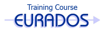 Logo Training courses EURADOS