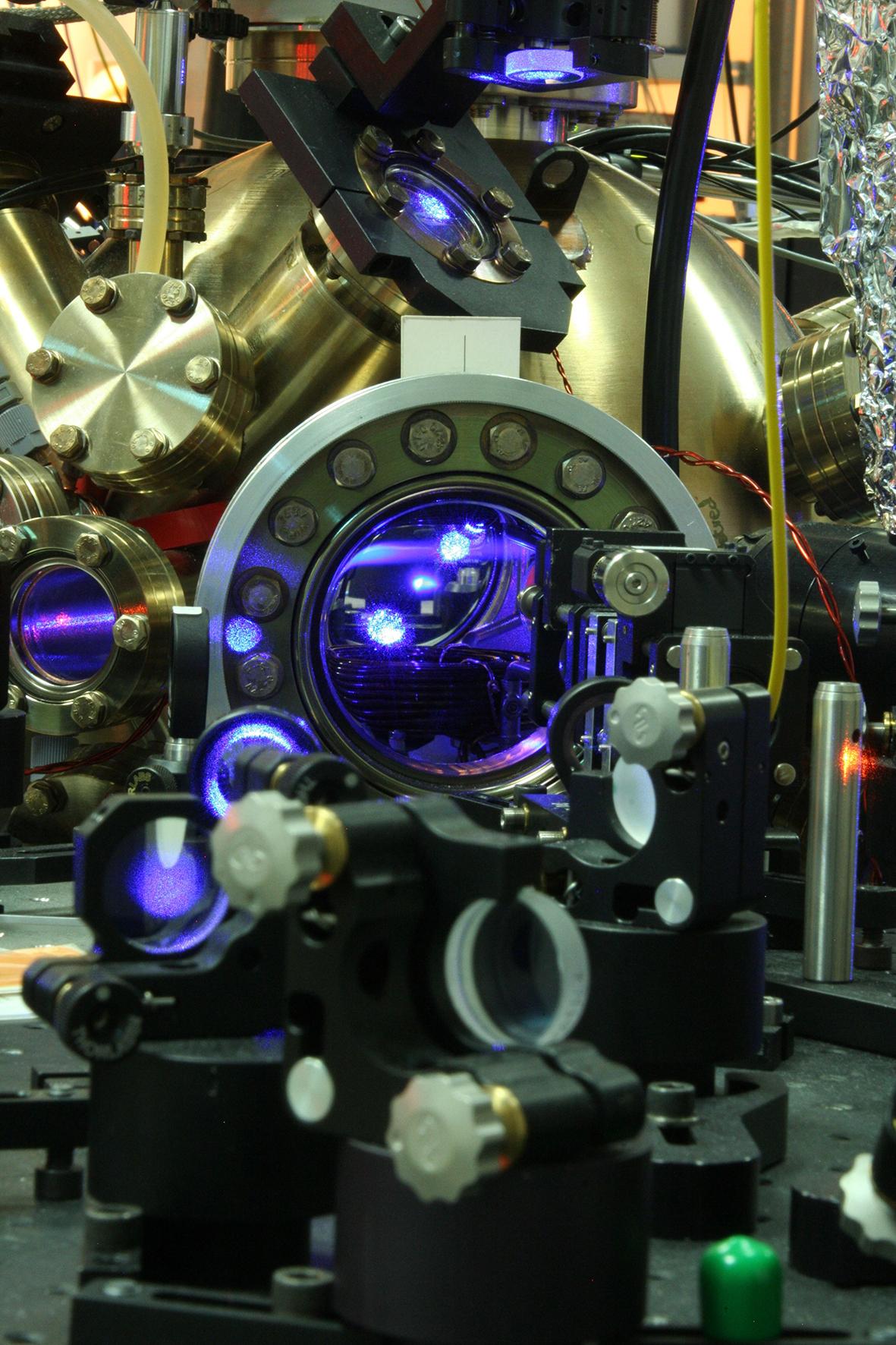Optische Uhren können die Sekunde machen - PTB.de
